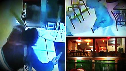 Delincuentes roban 6 mil soles de pollería en V.M.T