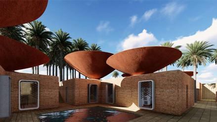 Diseñan techo que puede almacenar el agua de la lluvia