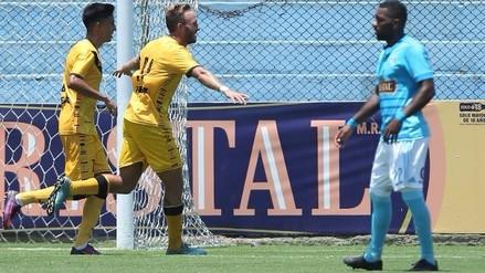 Sporting Cristal fue goleado por Cantolao y confirmó su crisis de resultados