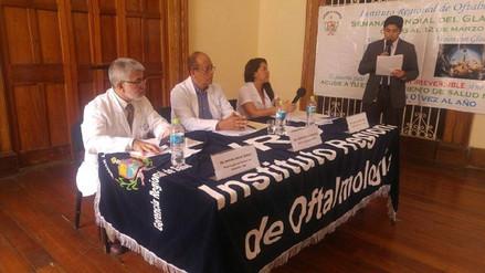 La Libertad: IRO reporta 60 mil casos de glaucoma en la región