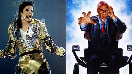 Michael Jackson hizo casting para actuar en X-Men