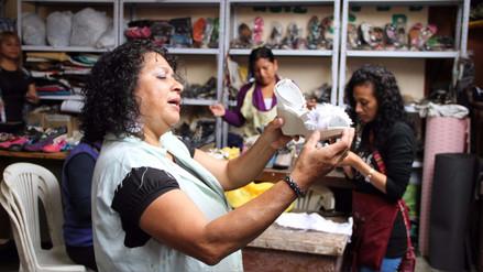 Una de cada tres mujeres en el Perú no tiene ingresos propios