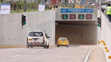 Este es el trayecto del nuevo Túnel Benavides