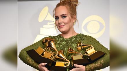 Adele confirmó que se casó con el padre de su hijo