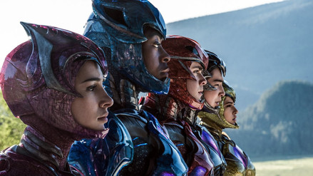 Video | Mira el encuentro entre los Power Rangers y Alpha 5