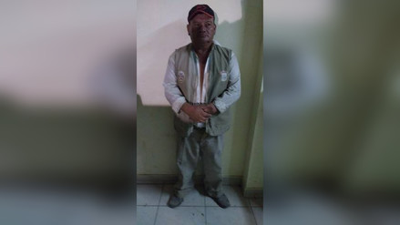 Chiclayo: intervienen a sujeto acusado de violar a su hijastra