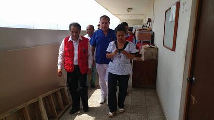 Detectan que hospital de EsSalud de JLO no reúne condiciones para atención