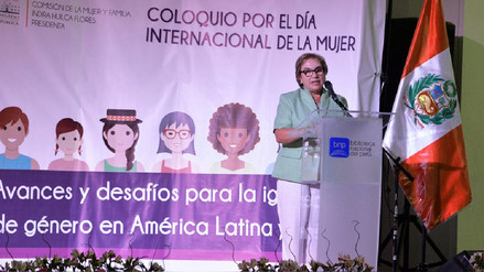Este es el mensaje de la ministra Ana María Romero por el Día de la Mujer