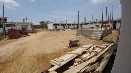 Alumnos no cuentan con ambientes para el inicio de clases en Chiclayo