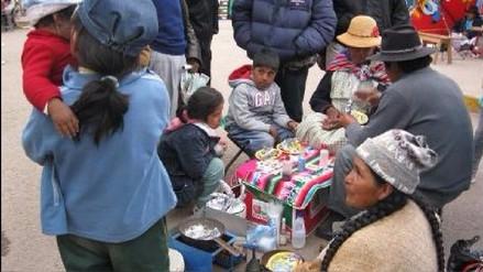 Niños beneficiarios del programa Vaso de Leche tienen anemia y desnutrición