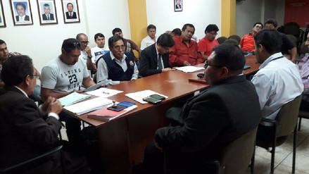 Trabajadores de Cerro Verde persisten con inicio de huelga indefinida