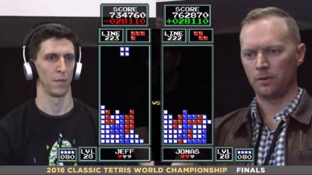 Video | Así son las finales del mundial de Tetris