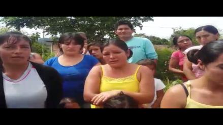 San Martin: Menor murió tras ser arrollado en la carretera Fernando Belaúnde Terry