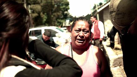 37 niñas murieron en el incendio de un albergue en Guatemala