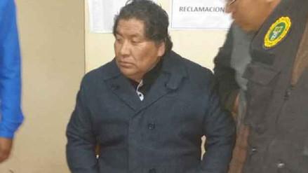 Exalcalde David Mamani Paricahua falleció en extrañas circunstancias