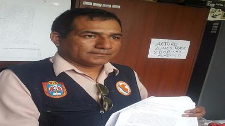 Funcionario aclara presunto uso indebido de cisterna en Leonardo Ortiz