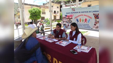 Lambayeque: instalarán mesas itinerantes para atender casos de maltrato familiar
