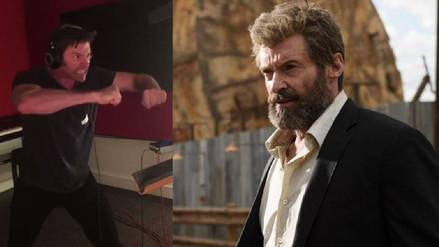 Hugh Jackman y cómo dobla su propia voz en 'Logan'