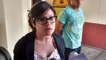 Fiorella Nolasco satisfecha por pedido prisión efectiva para César Álvarez