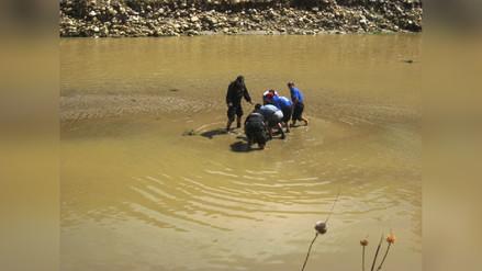 Humilde mujer murió al intentar cruzar una quebrada en San Pablo