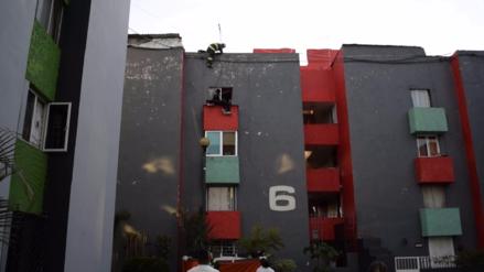 YouTube | Un bombero forcejeó con un suicida en México