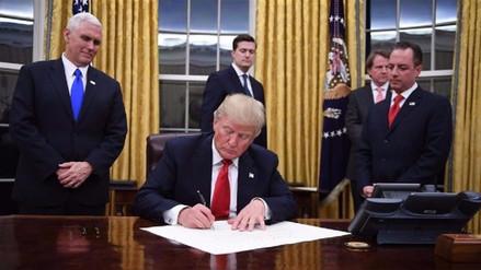 Donald Trump puede deportar a medio millón de inmigrantes este año