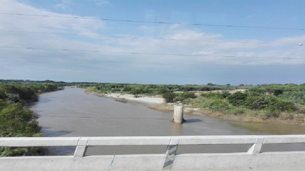 Piura: agricultor muere ahogado al ser arrastrado por el caudal del río