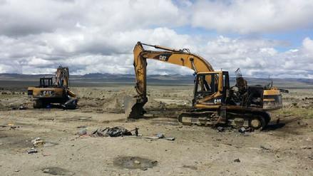 Arequipa: mineros decidirán si acatan o no paro indefinido