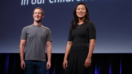 zuckerberg y su esposa esperan a su segunda