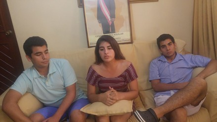 Hijos de César Álvarez consideran exagerado pedido de la Fiscalía