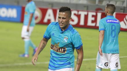 Sporting Cristal no mantuvo el ritmo e igualó 1-1 con Santos por Libertadores