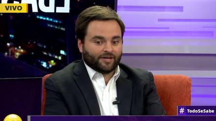 """De Belaunde: """"Alguno de los procuradores terminará como candidato al Congreso"""""""
