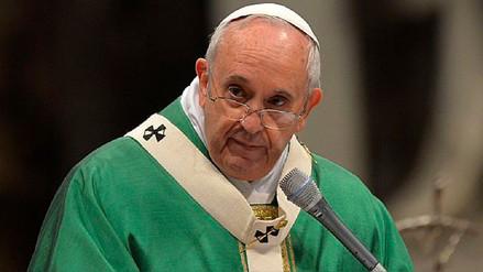 El papa Francisco a Occidente: