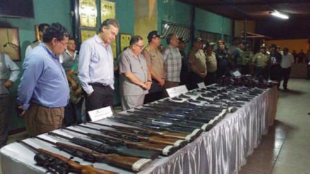 """Ministro del Interior anunció que se lanzará """"Barrio Seguro"""" en Lambayeque"""