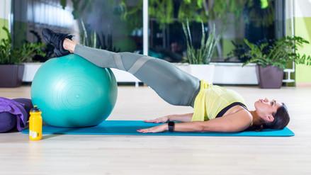Fortalecer la musculatura pélvica previene el prolapso