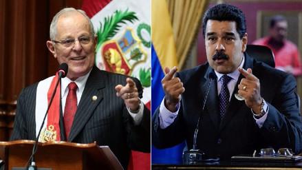 Así de Claro: ¿A qué se debe la polémica entre PPK y Nicolás Maduro?