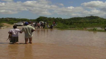 Incremento del caudal del río Tumbes afectaría Aguas Verdes y Zarumilla