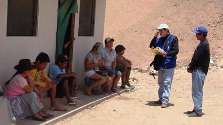 Exhortan a GRA supervisar labores de recuperación de cuerpos de mineros en Acarí