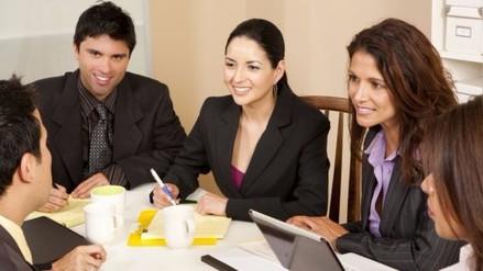 Sólo 17% de empresas tiene a mujeres en puestos de liderazgo