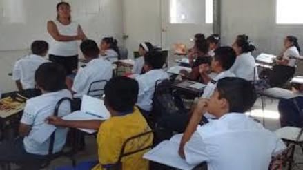 Ugel Santa suspende el inicio de clases en 33 colegios por lluvias