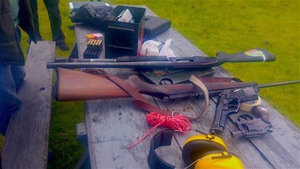 Más de seis mil cajamarquinos no renovaron su licencia para uso de arma