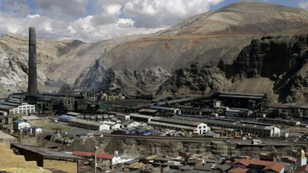 La Oroya: Declaran desierta primera subasta de complejo metalúrgico