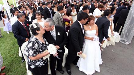 Ahora los notarios podrán realizar matrimonios civiles en el Perú