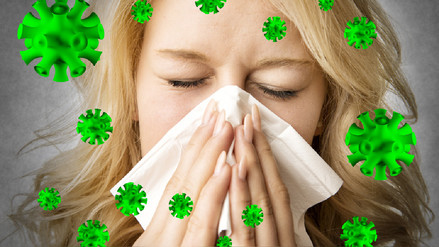Lo que implica que tu estornudo tenga un alcance de hasta 8 metros