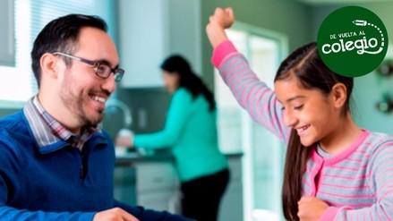 Padres e hijos: cómo prepararse para el primer día de clases