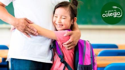 Lo que necesita tu hijo antes de regresar al colegio