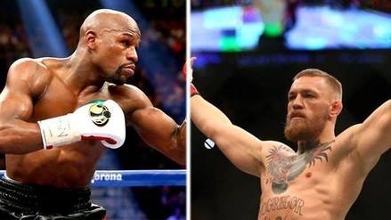 Mayweather aceptó pelea contra Conor McGregor con contundente frase