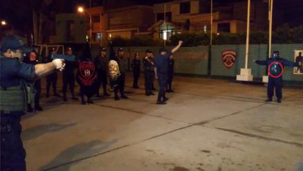 Chiclayo: Policía marcará con pintura a manifestantes revoltosos