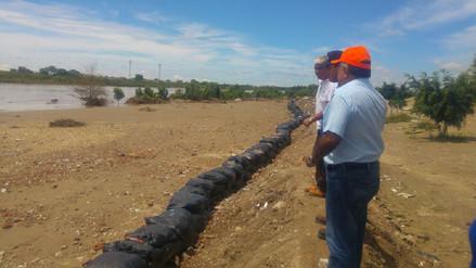 Piura se recupera tras inundación que afectó parte de la plaza de armas