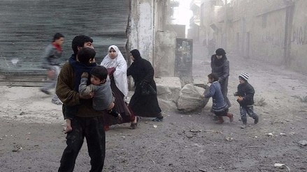 Unicef: Unos 652 niños sirios perdieron la vida en 2016 por la guerra civil
